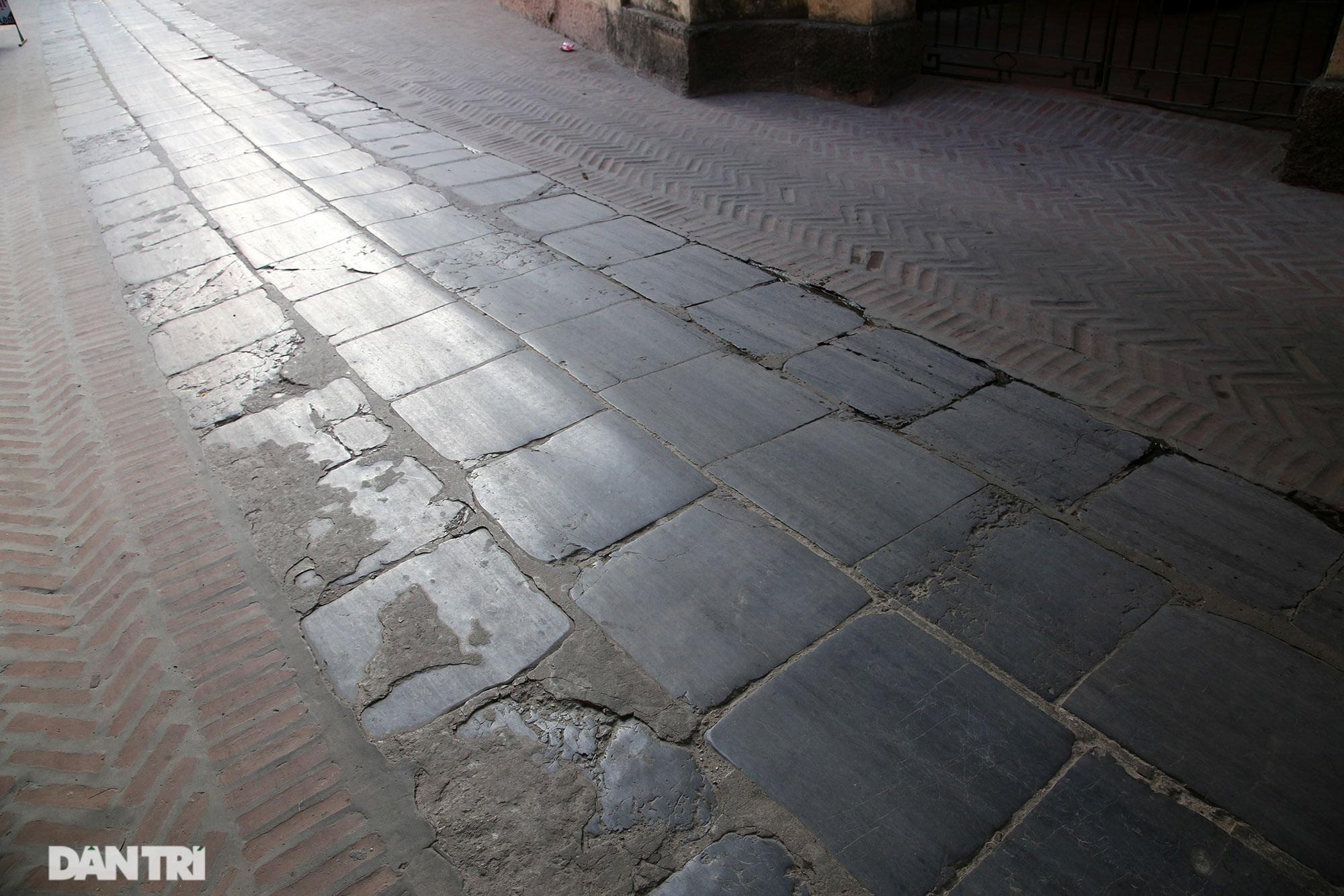 Con đường lát đá xanh vẫn bền đẹp sau gần 100 năm tại Bắc Ninh - 4