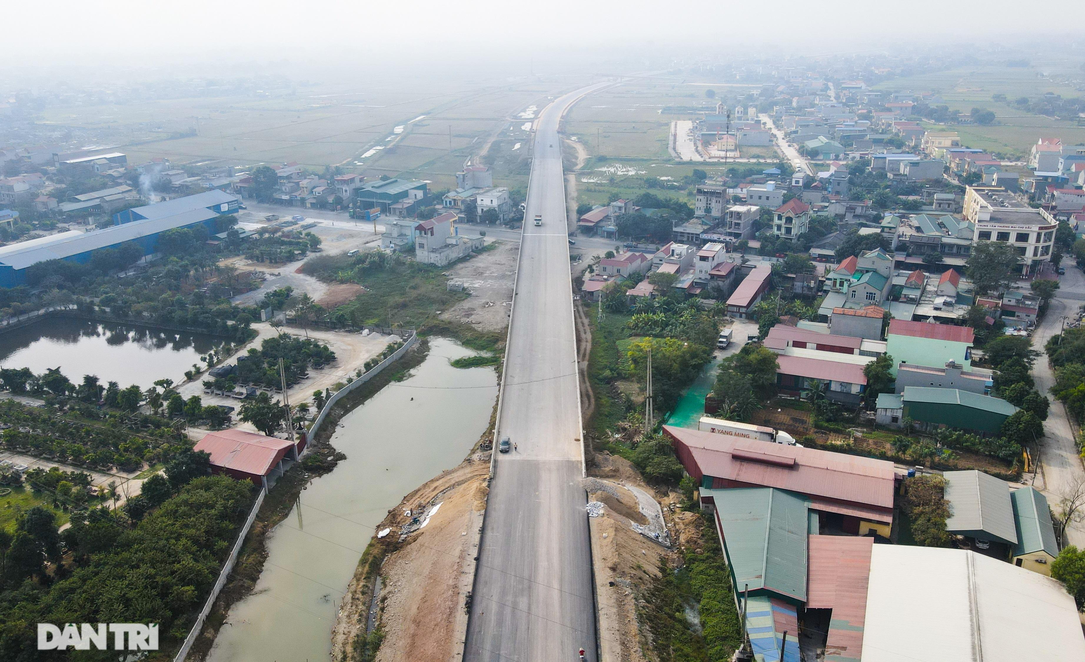 Tuyến cao tốc Ninh Bình - Thanh Hóa 12 nghìn tỷ đồng đang dần hình thành - 12