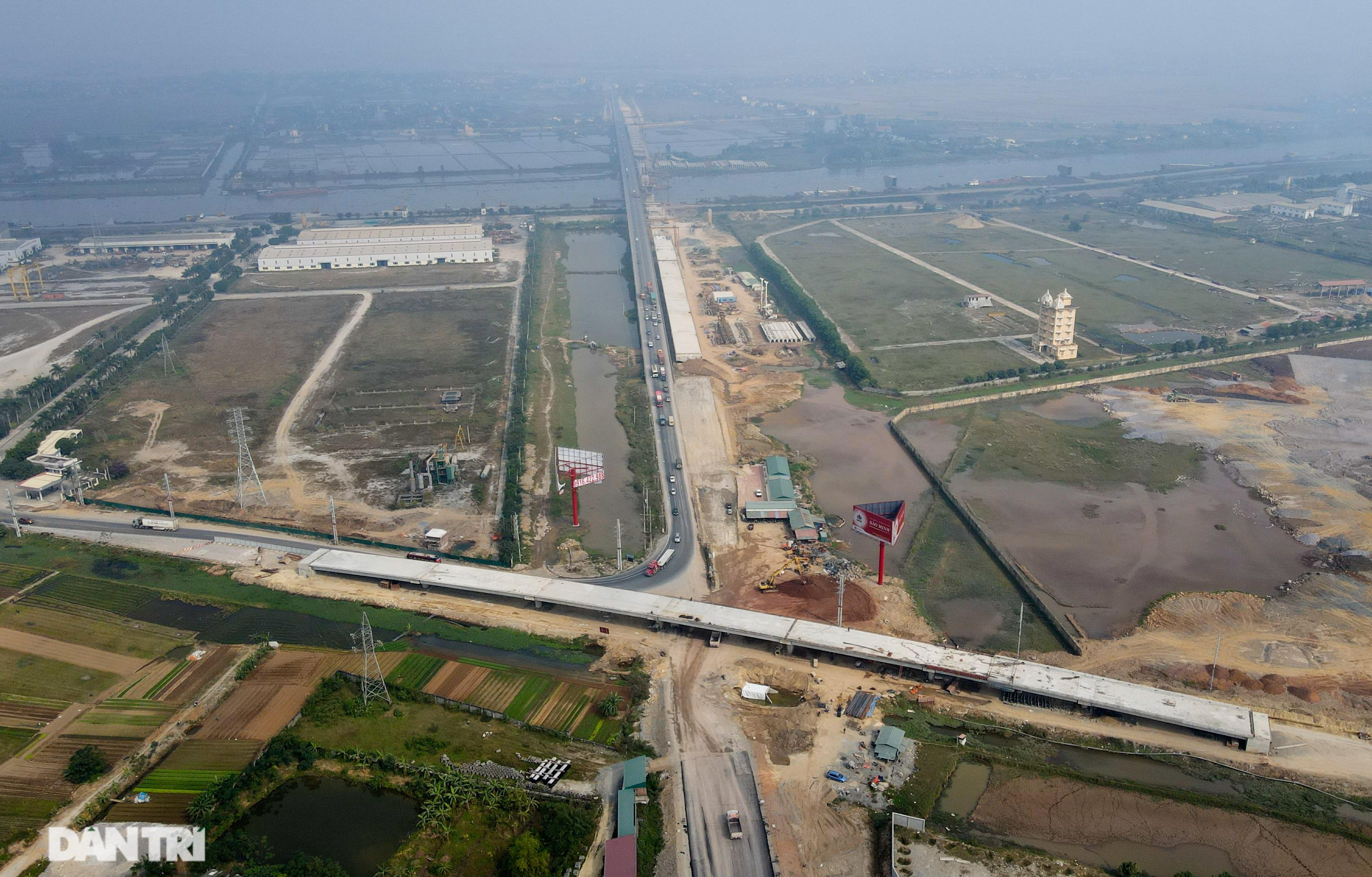 Tuyến cao tốc Ninh Bình - Thanh Hóa 12 nghìn tỷ đồng đang dần hình thành - 1