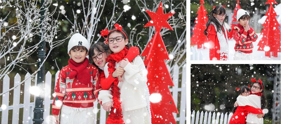 Giáng sinh tuyết trắng cùng búp măng Noel cao nhất Việt Nam tại Ecopark - 7