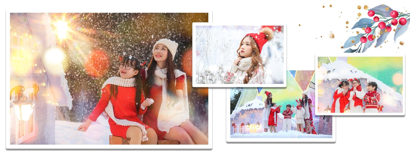 Giáng sinh tuyết trắng cùng búp măng Noel cao nhất Việt Nam tại Ecopark - 8