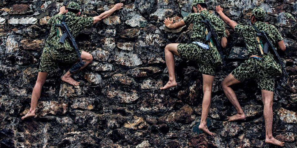 Một ngày trên thao trường của các chiến sĩ đặc công QĐND Việt Nam - 11