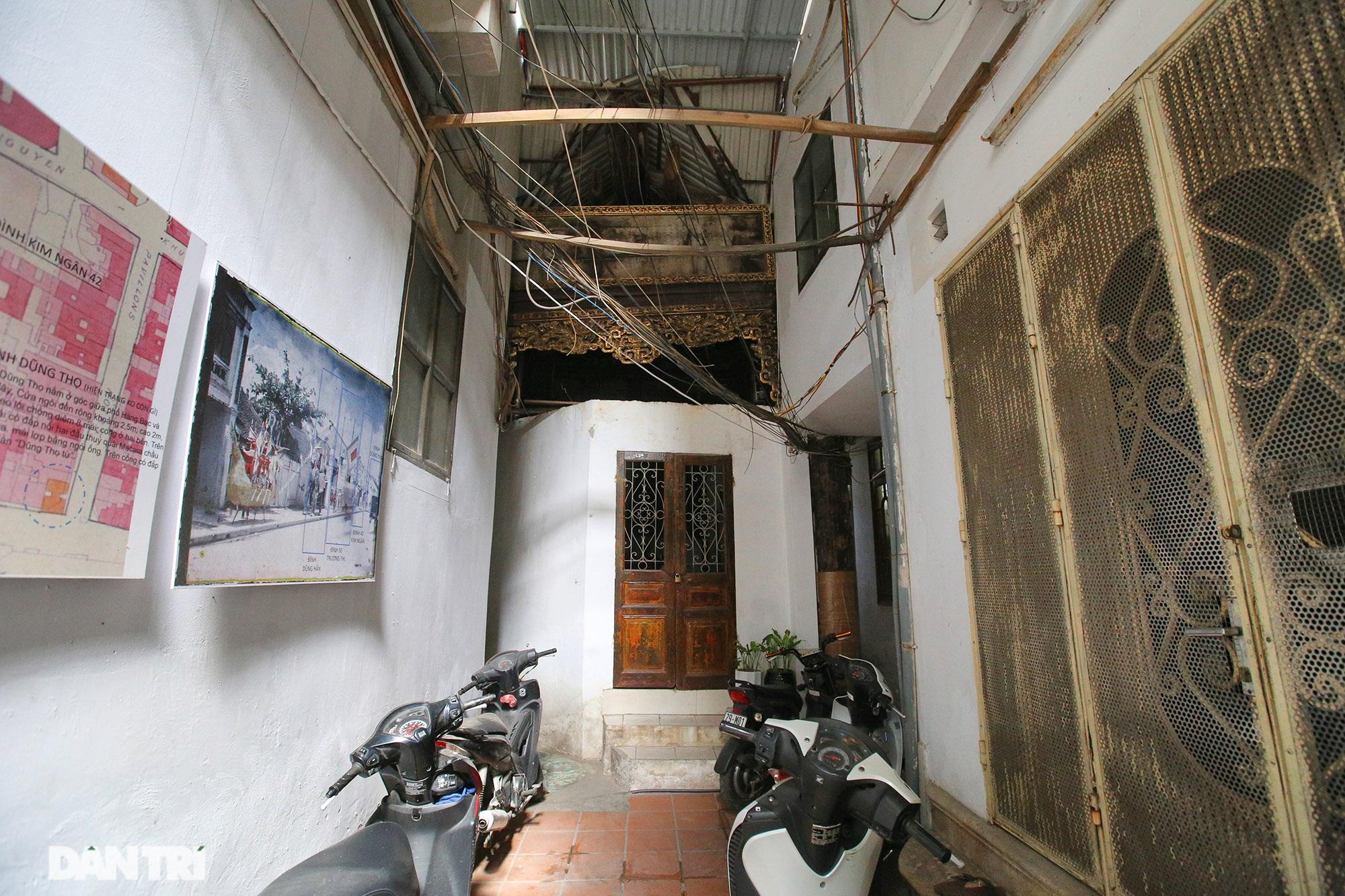 Những ngôi đình cổ ở 36 phố phường đang dần biến mất - 9