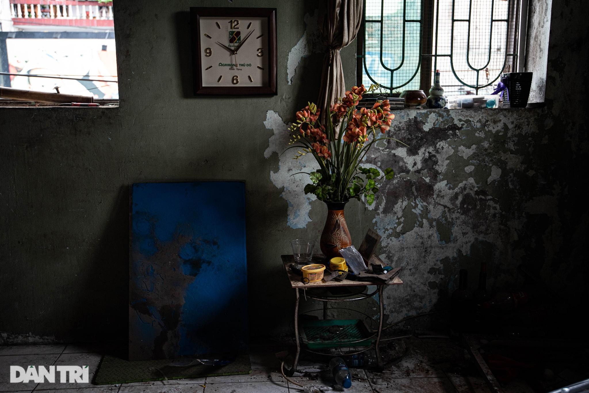 Đôi vợ chồng già trong căn nhà cuối cùng bị giải tỏa trên phố Đại La - 21