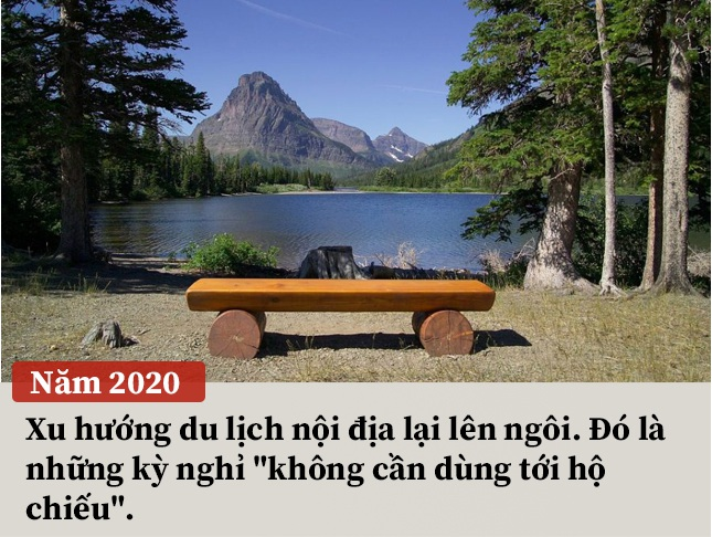 2020 - Năm của nhiều cú sốc, đảo lộn mọi thói quen du lịch thông thường - 10