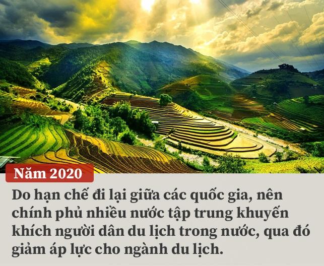 2020 - Năm của nhiều cú sốc, đảo lộn mọi thói quen du lịch thông thường - 13