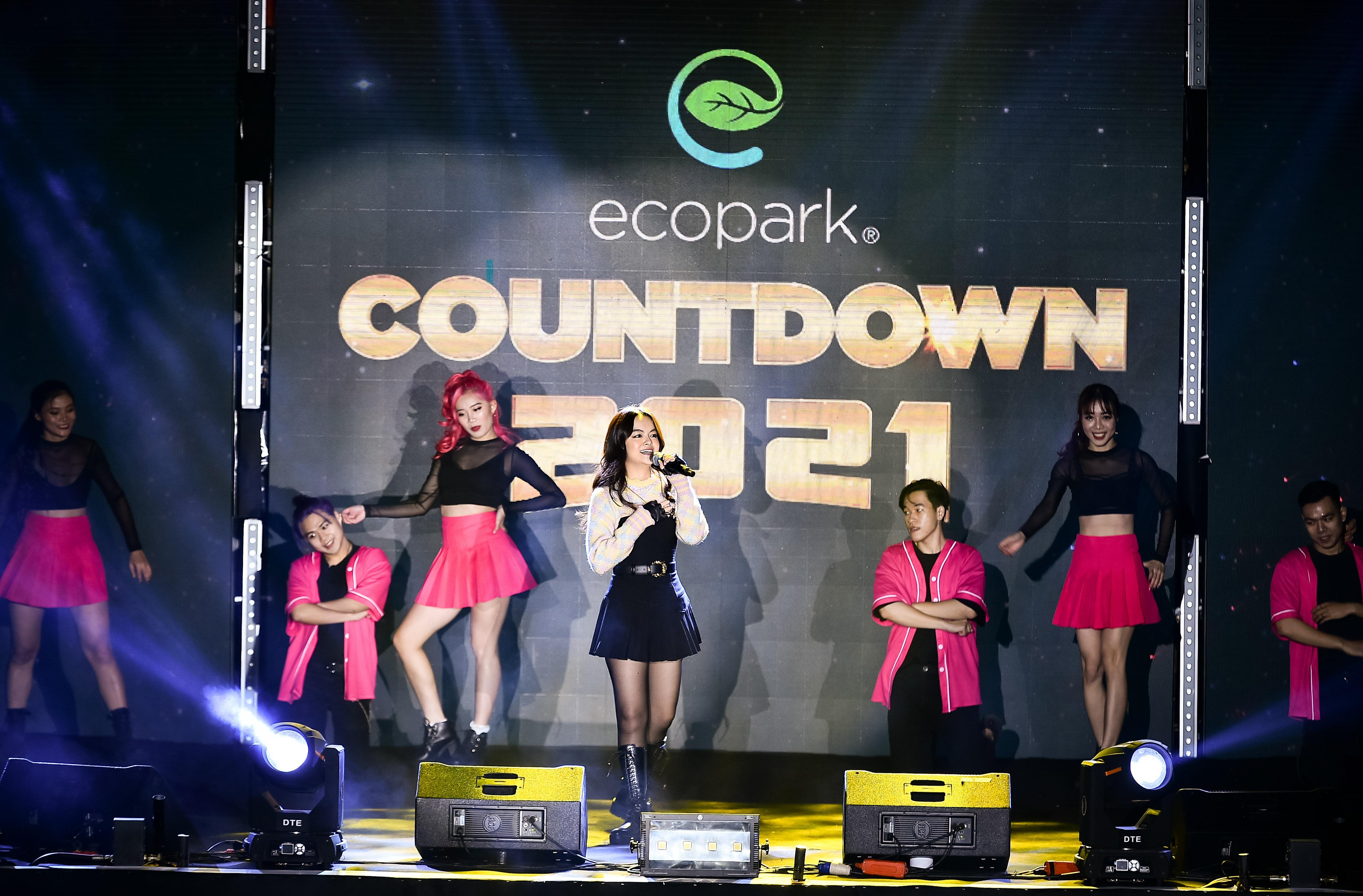 Bữa đại tiệc âm nhạc hoành tráng đón năm mới 2021 của cư dân Ecopark - 15