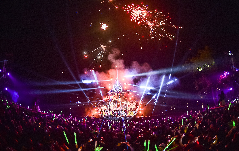 Bữa đại tiệc âm nhạc hoành tráng đón năm mới 2021 của cư dân Ecopark - 18