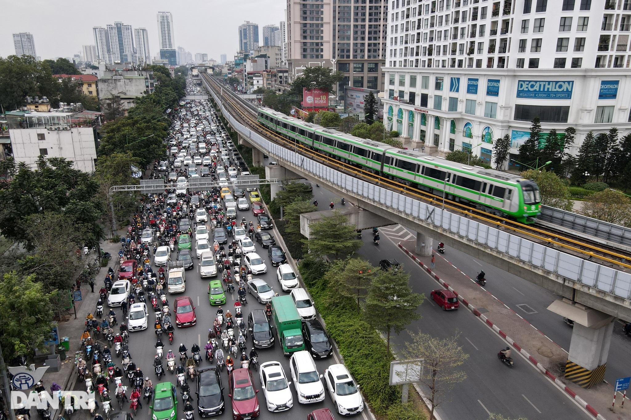 Tiết lộ đầu tiên về kết quả chạy thử nghiệm đường sắt Cát Linh - Hà Đông - 8