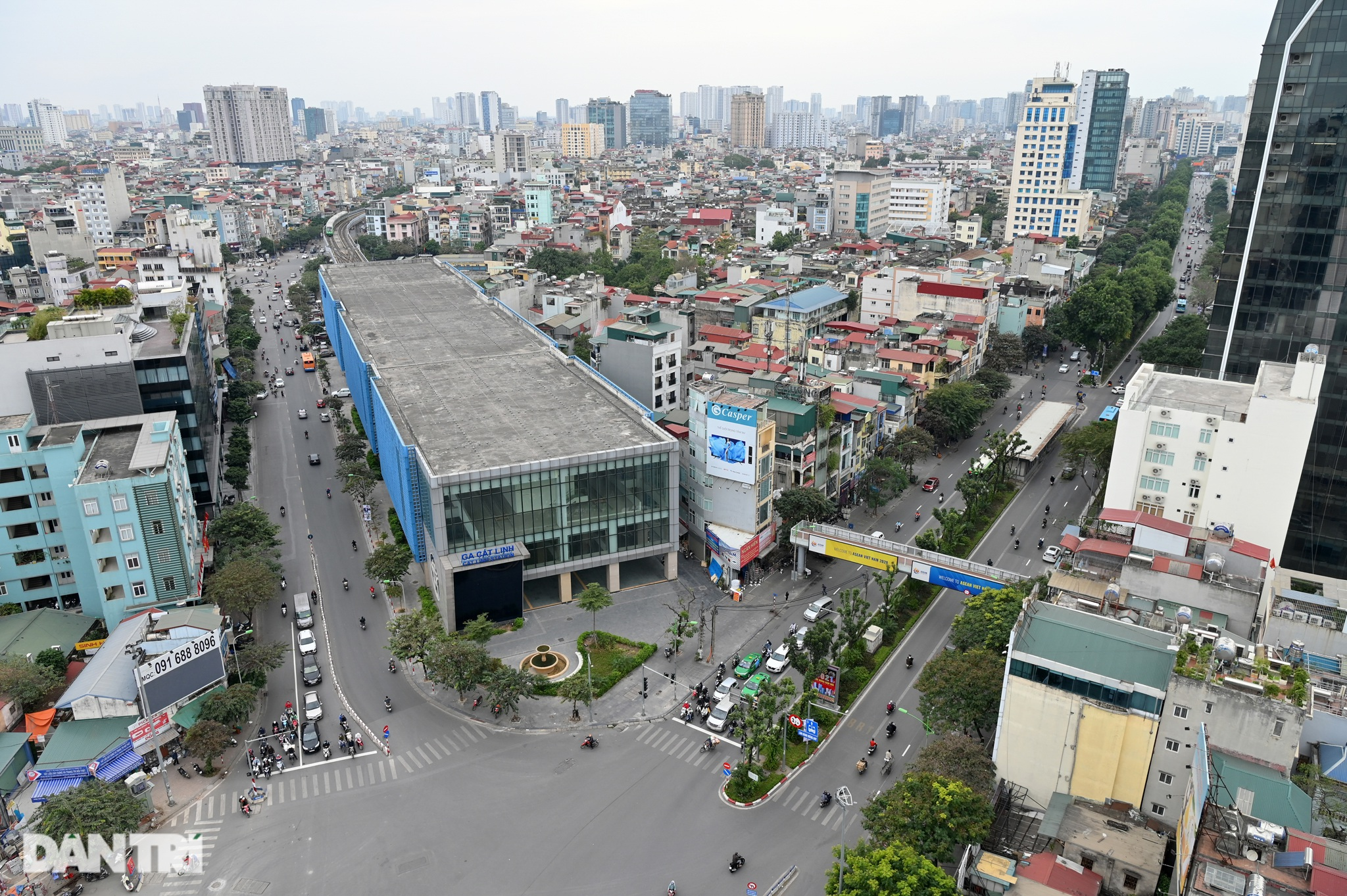 Tiết lộ đầu tiên về kết quả chạy thử nghiệm đường sắt Cát Linh - Hà Đông - 2