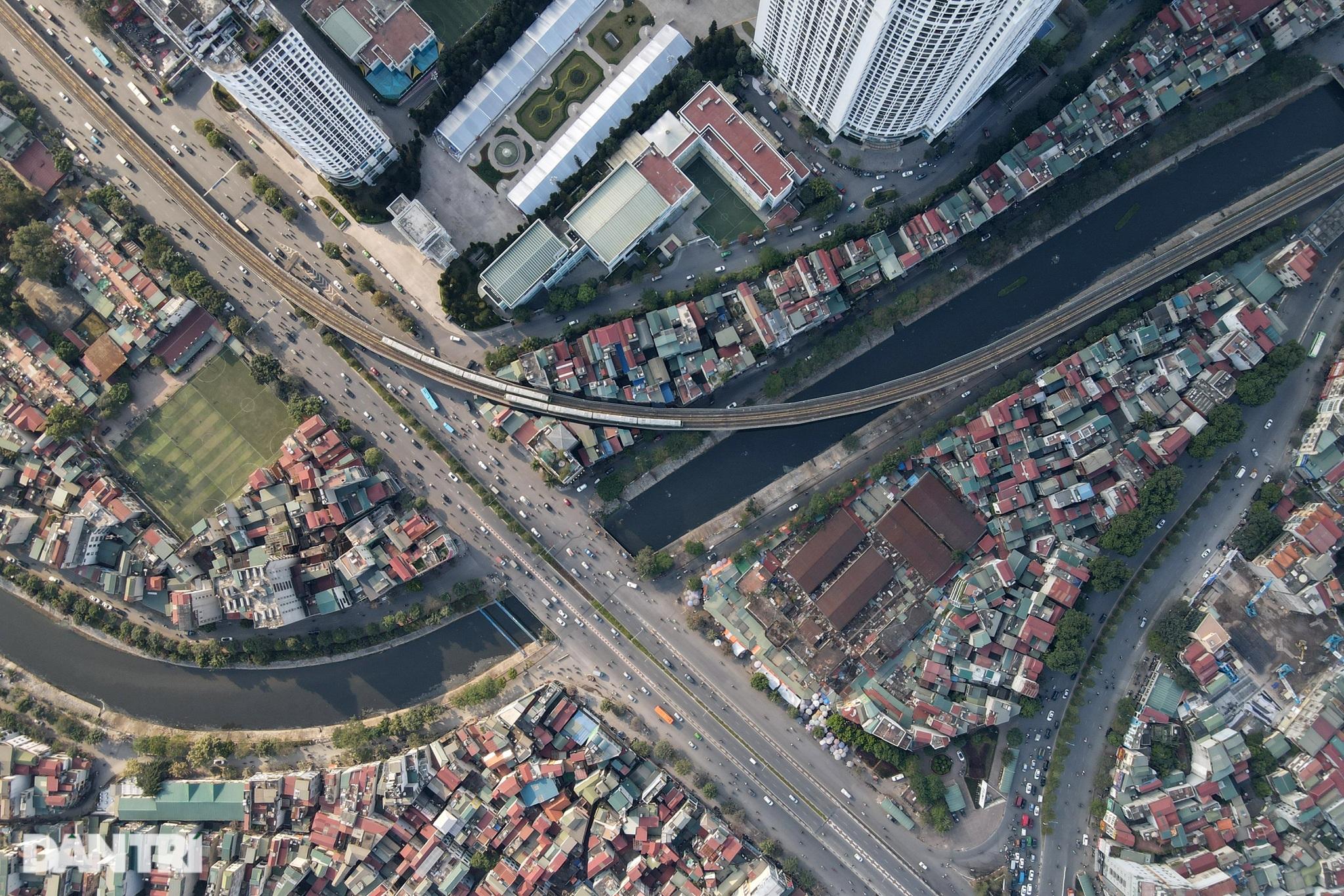 Tiết lộ đầu tiên về kết quả chạy thử nghiệm đường sắt Cát Linh - Hà Đông - 9