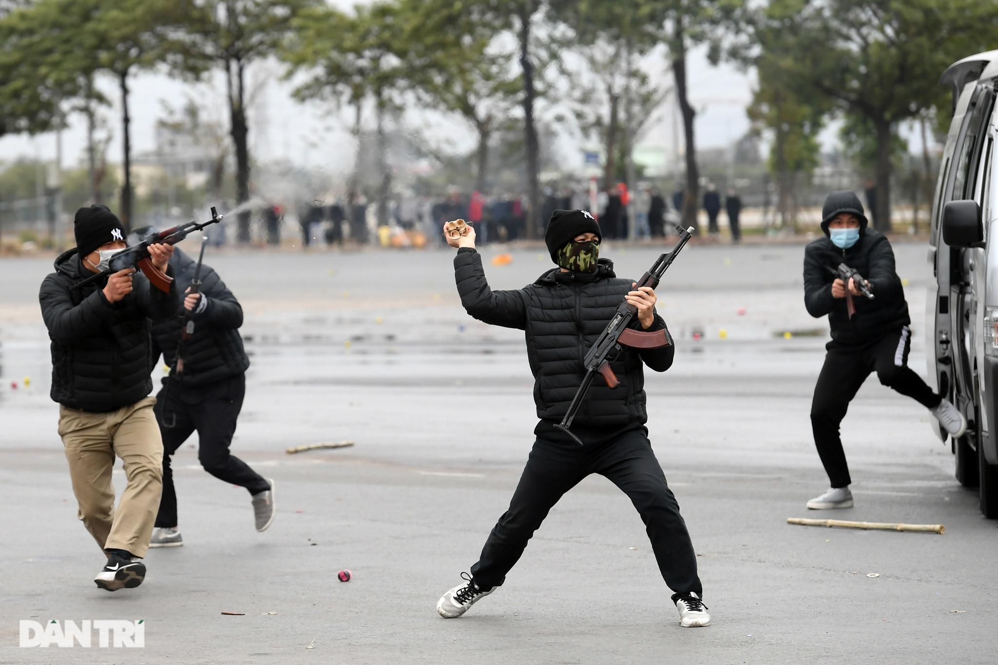Diễn tập phòng chống khủng bố, bảo vệ nguyên thủ trước thềm Đại hội Đảng - 8