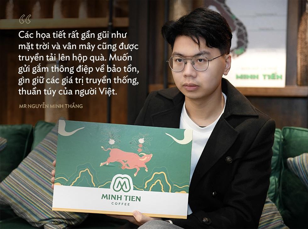 Lý tưởng đem văn hóa cổ truyền gắn liền với triết lý kinh doanh của Minh Tiến Coffee - 6