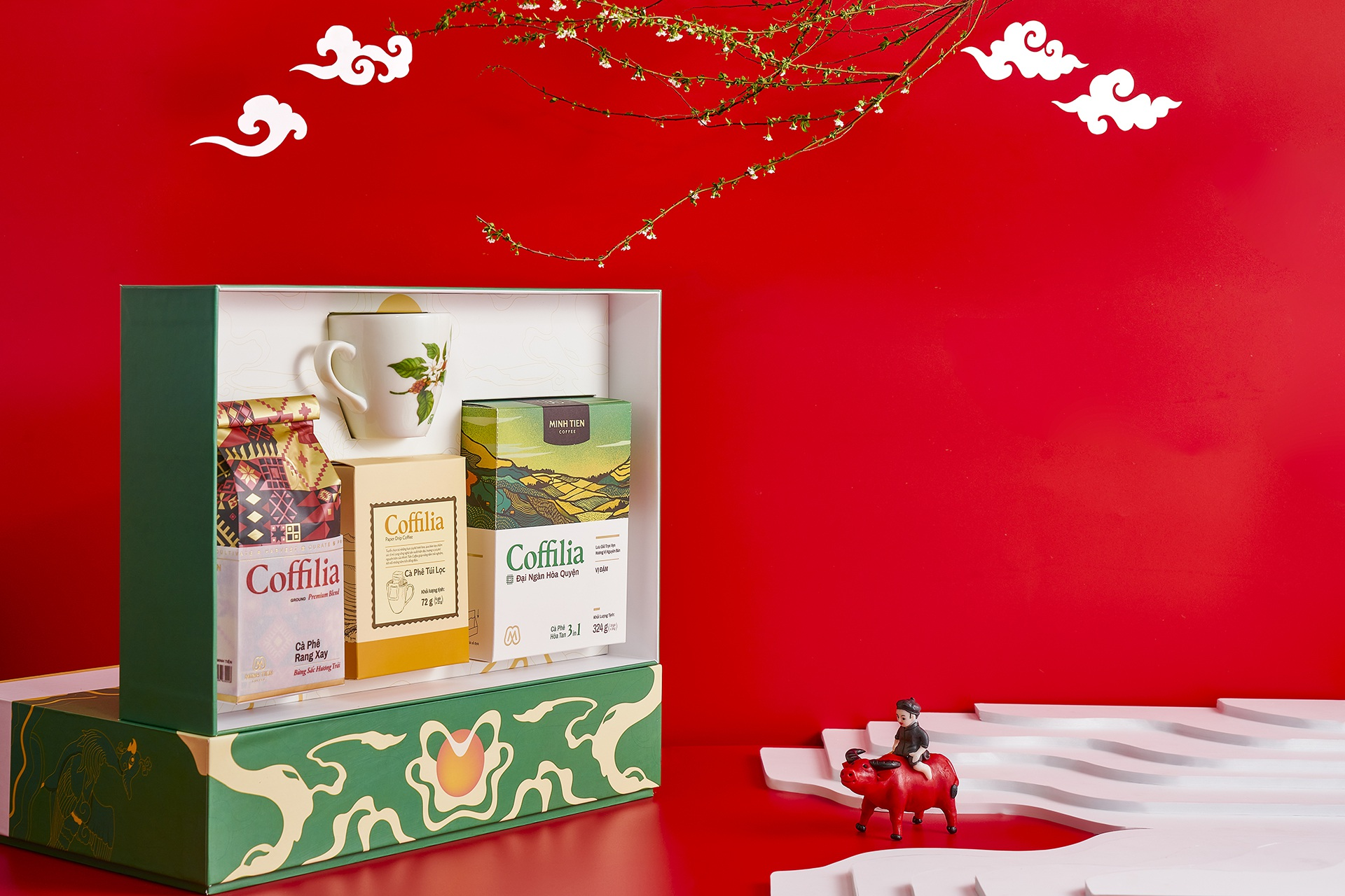 Lý tưởng đem văn hóa cổ truyền gắn liền với triết lý kinh doanh của Minh Tiến Coffee - 11