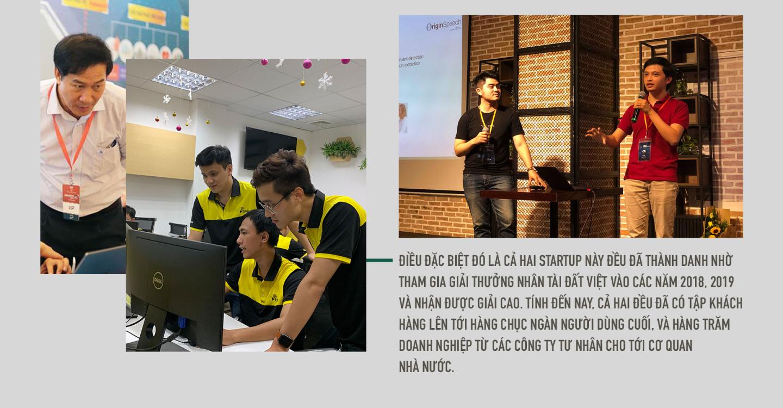 Startup đi lên từ Nhân tài Đất Việt góp công trong chuyển đổi số - 2