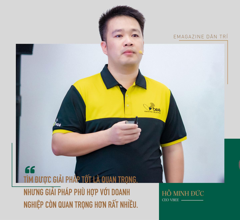 Startup đi lên từ Nhân tài Đất Việt góp công trong chuyển đổi số - 5