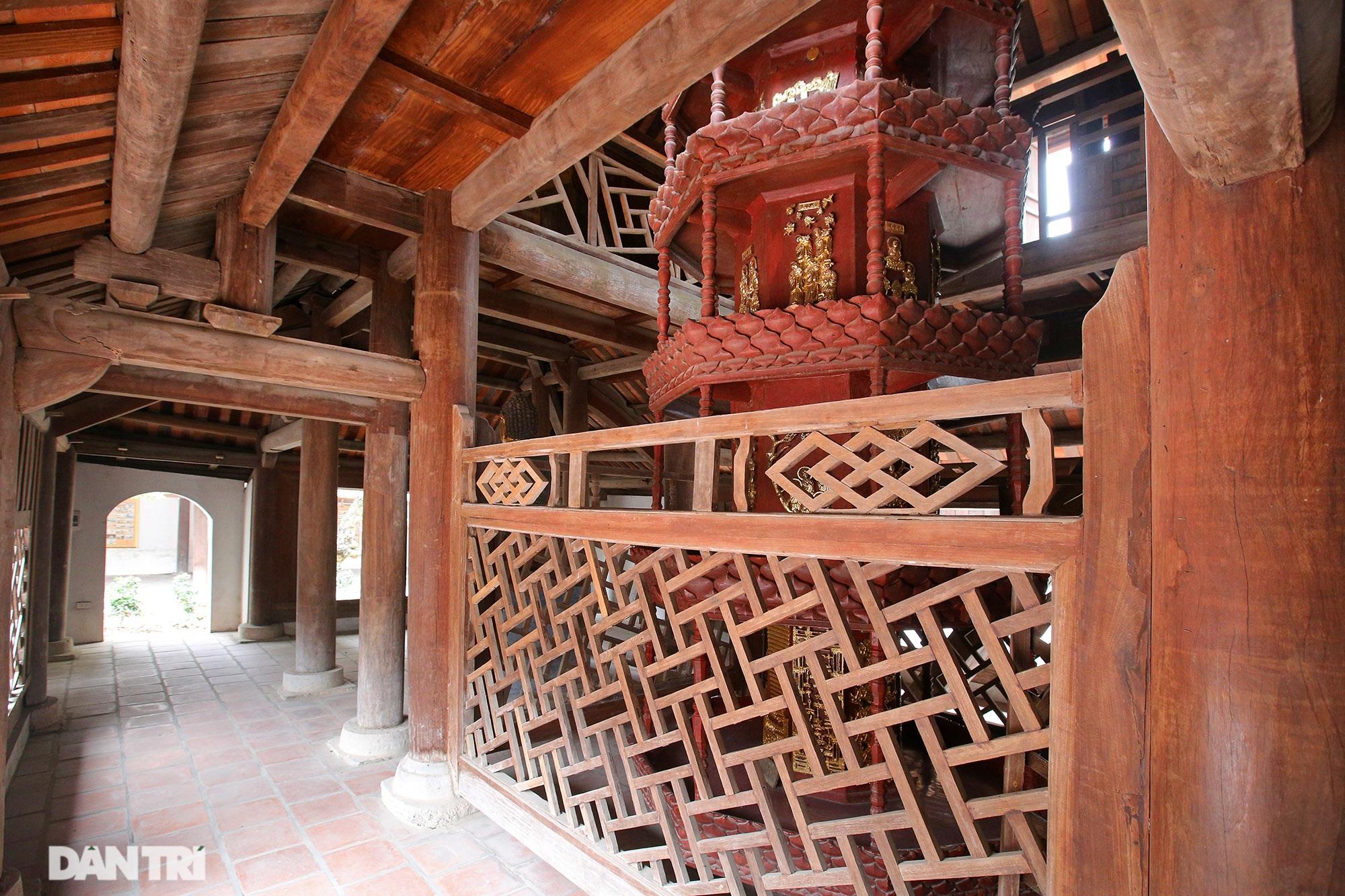 Chiêm ngưỡng bảo vật quốc gia mới: Kiệt tác Cửu phẩm liên hoa chùa Bút Tháp - 11