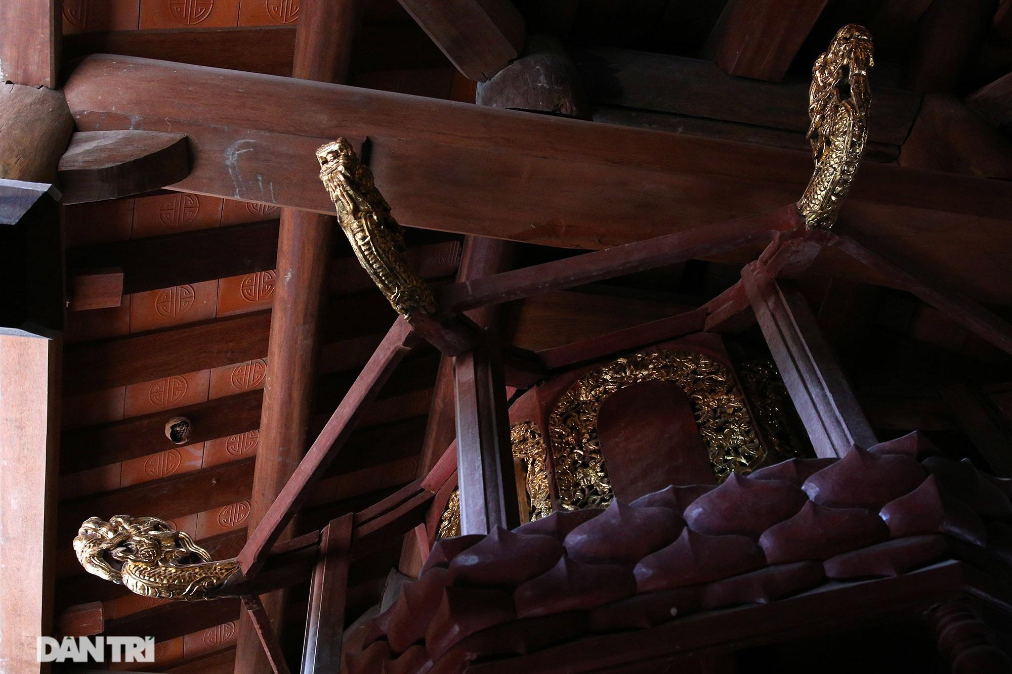 Chiêm ngưỡng bảo vật quốc gia mới: Kiệt tác Cửu phẩm liên hoa chùa Bút Tháp - 12