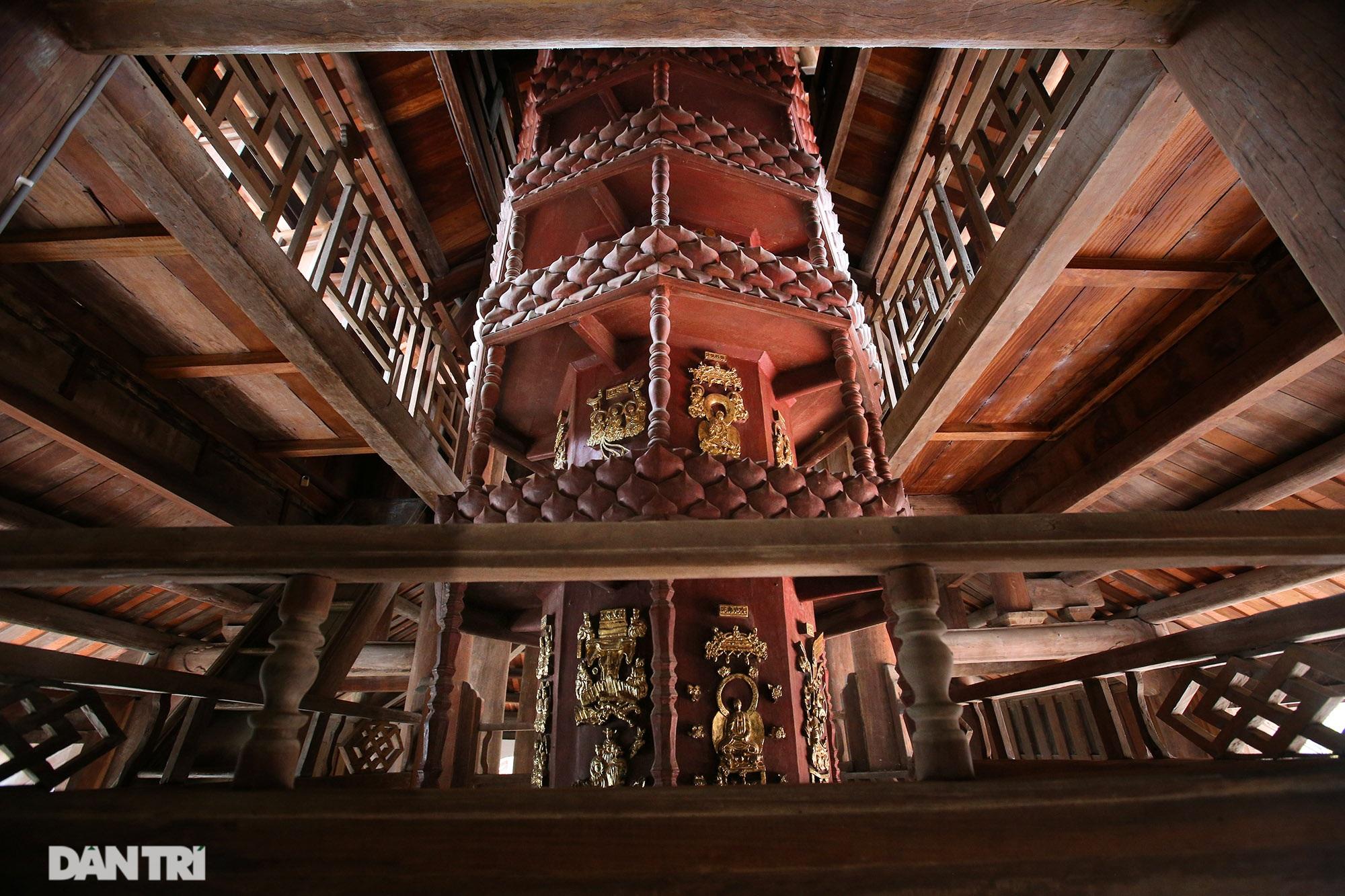 Chiêm ngưỡng bảo vật quốc gia mới: Kiệt tác Cửu phẩm liên hoa chùa Bút Tháp - 2