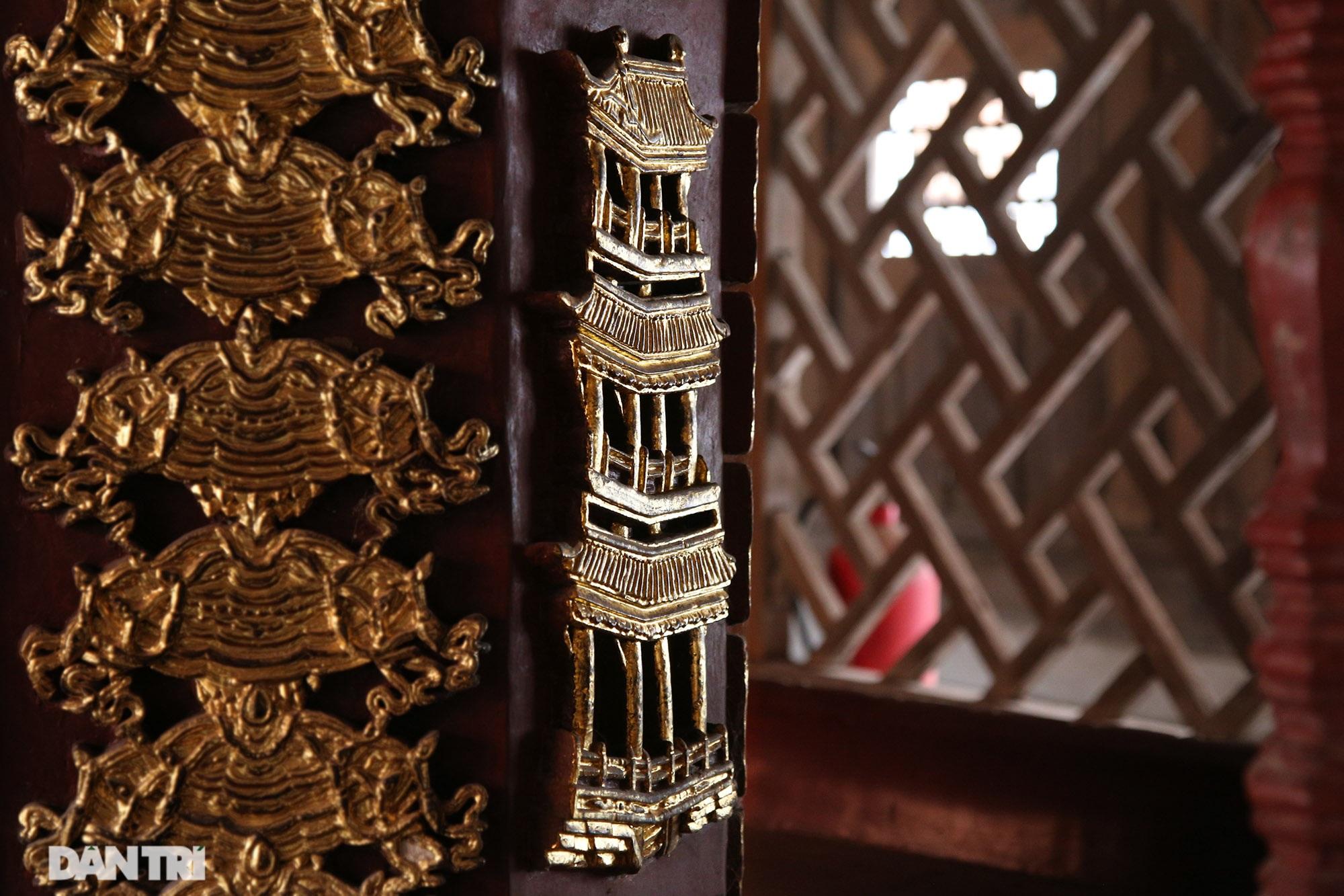 Chiêm ngưỡng bảo vật quốc gia mới: Kiệt tác Cửu phẩm liên hoa chùa Bút Tháp - 4