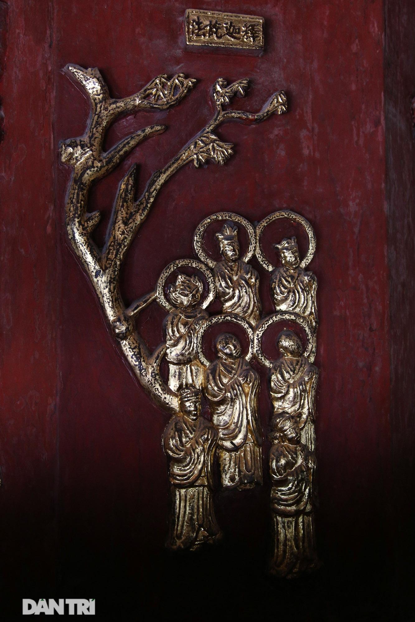 Chiêm ngưỡng bảo vật quốc gia mới: Kiệt tác Cửu phẩm liên hoa chùa Bút Tháp - 7