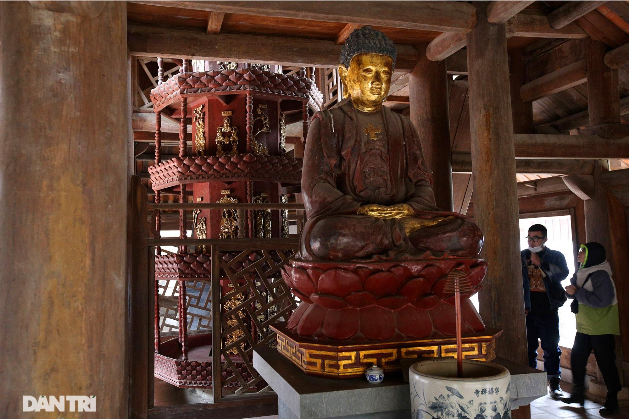 Chiêm ngưỡng bảo vật quốc gia mới: Kiệt tác Cửu phẩm liên hoa chùa Bút Tháp - 9