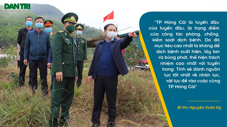 Chống Covid-19 ở Quảng Ninh, cuộc chiến đầy cam go - 2
