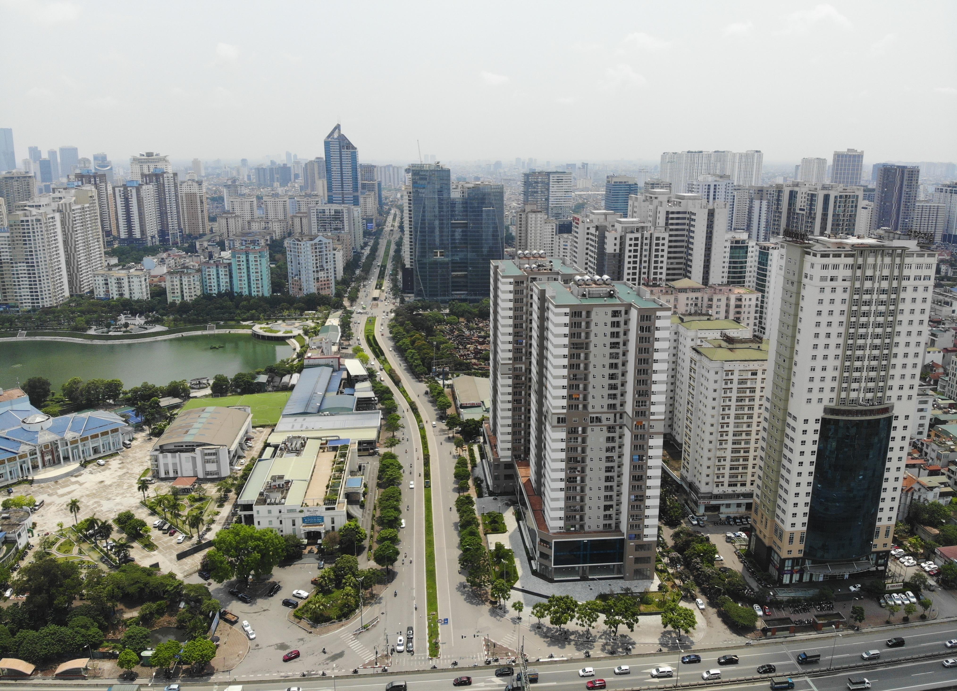 Hà Nội chặn sốt bất động sản, dữ liệu thị trường sẽ cập nhật hàng tháng