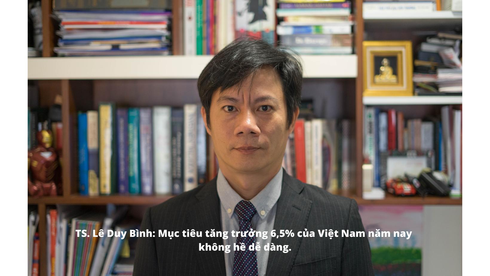 Covid-19 đe dọa tăng trưởng, kinh tế Việt Nam đối mặt 2 thách thức lớn - 1