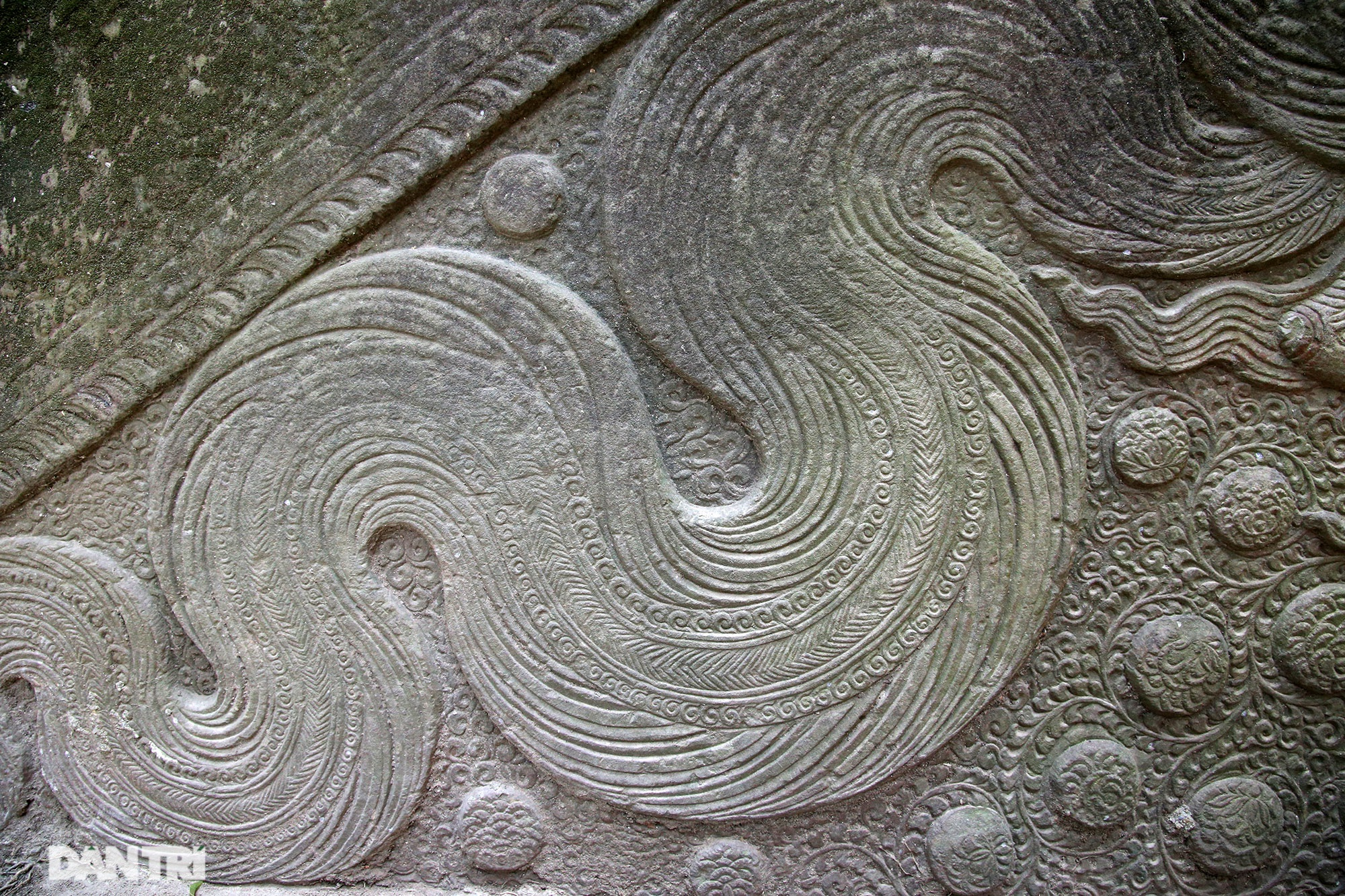 Heritage of massive stone sculpture at Huong Lang Pagoda - 5