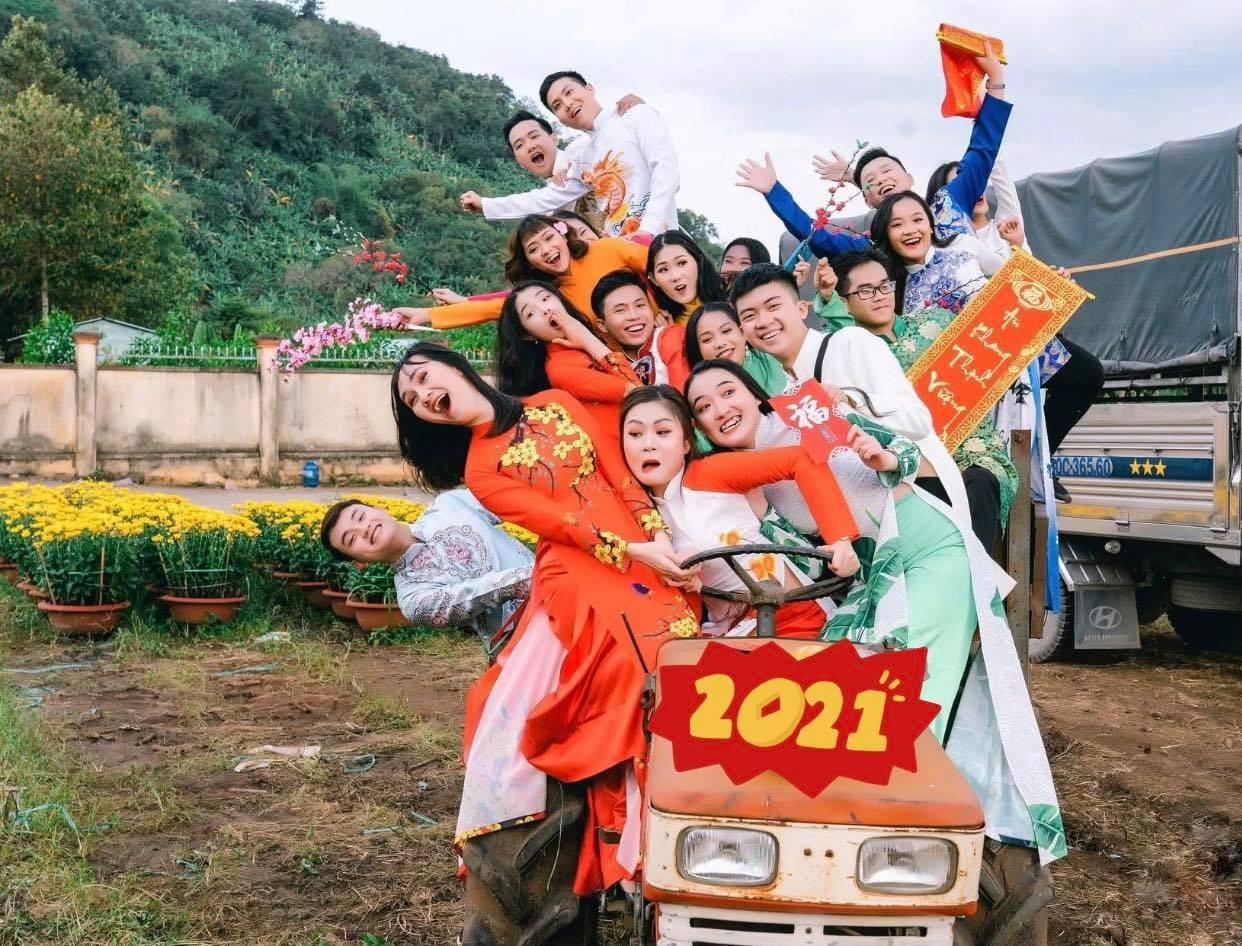 Mùa xuân Tân Sửu ngập tràn tình yêu và hy vọng qua Cuộc thi ảnh báo Dân trí - 14