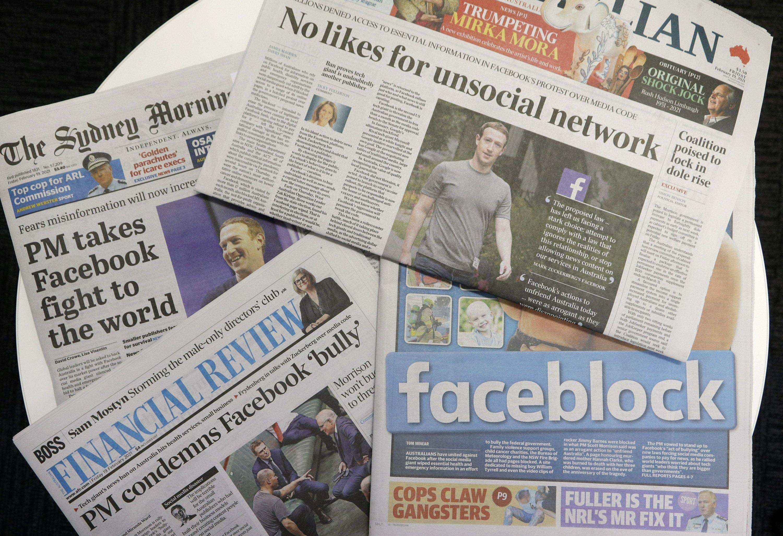 Cuộc chiến căng thẳng giữa Australia với Facebook nhìn từ góc độ toàn cầu - 1