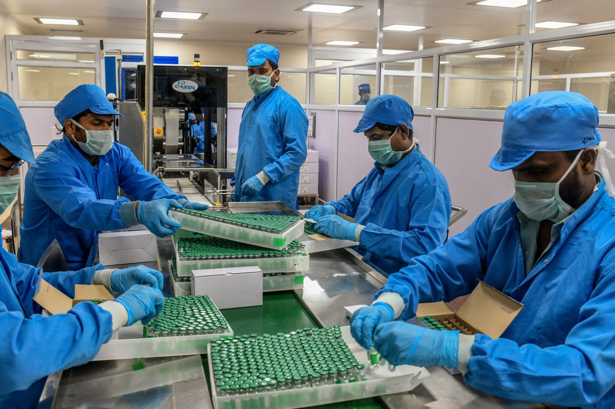 Vắc xin Covid-19: Đơn vị tiền tệ mới trong ngoại giao quốc tế - 1
