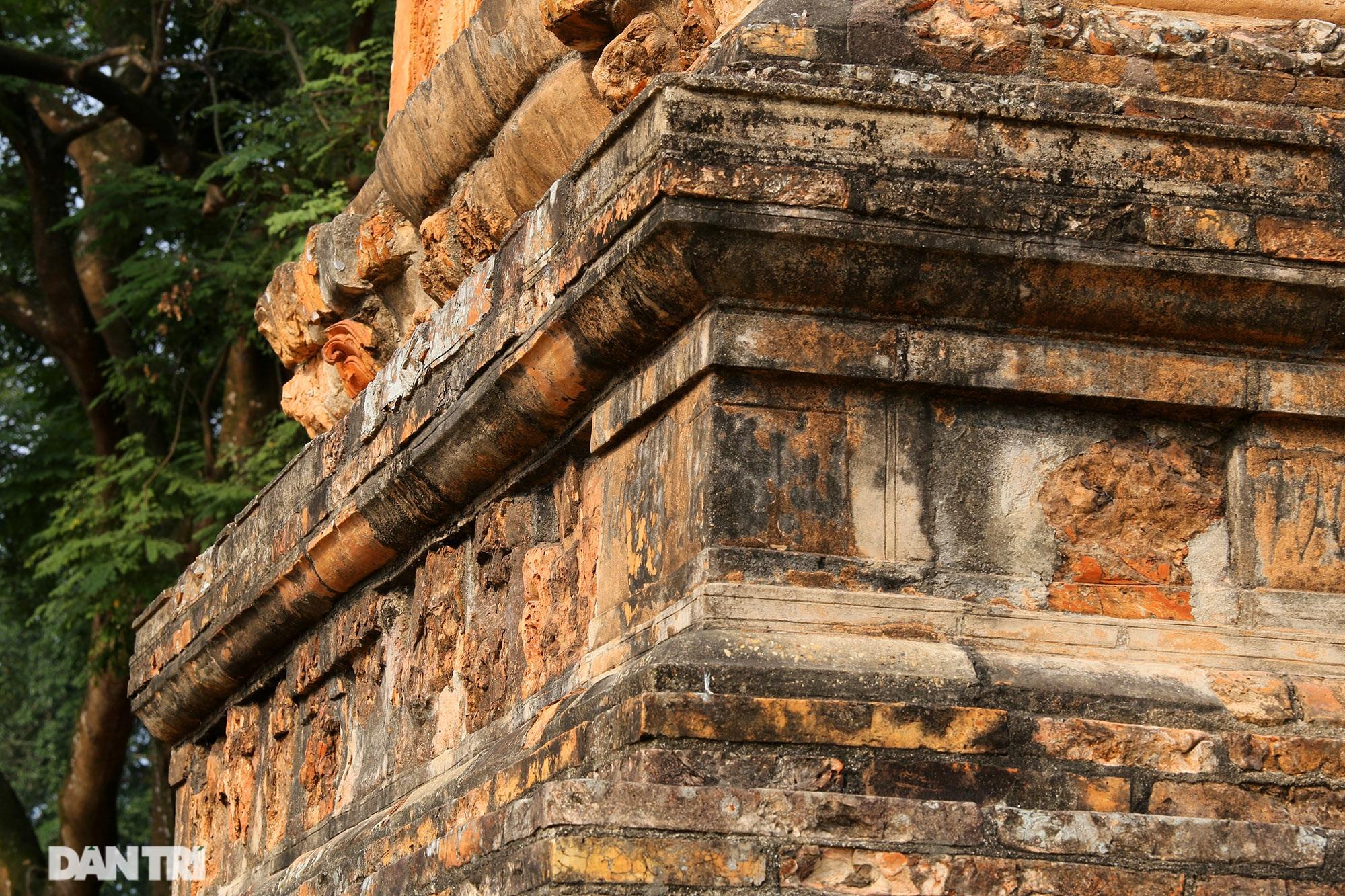 Tháp đất nung cao nhất Việt Nam thời Trần còn lại đến ngày nay - 11
