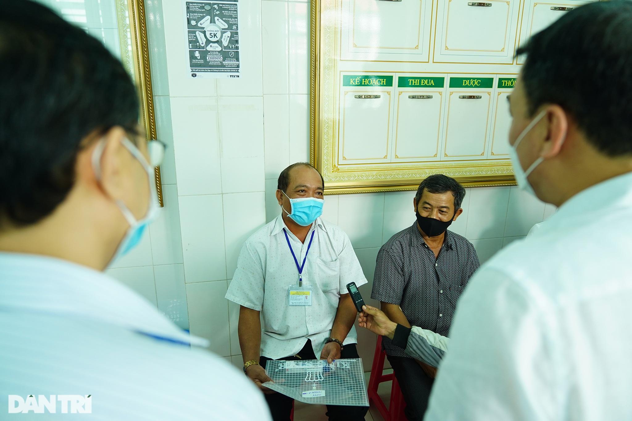 Tình nguyện viên: Không ra tuyến đầu thì góp công thử nghiệm vắc xin - 5