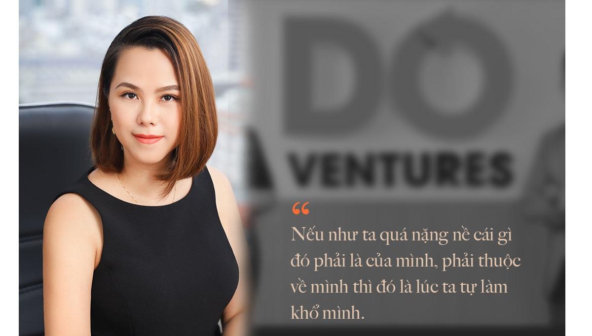Nữ giám đốc điều hành quỹ đầu tư 1.100 tỷ: Startup phải có độ lì - 11