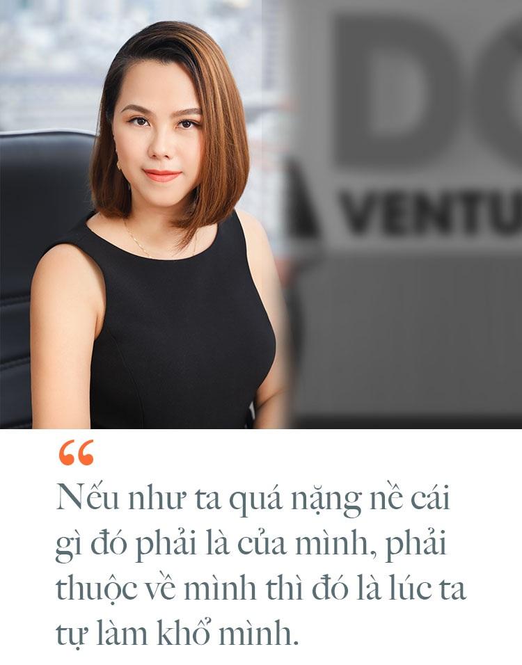 Nữ giám đốc điều hành quỹ đầu tư 1.100 tỷ: Startup phải có độ lì - 12