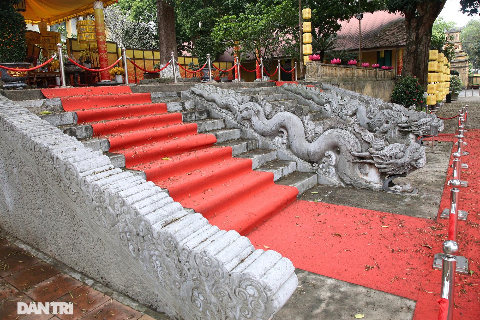 Thành bậc đá điện Kính Thiên - tuyệt tác kiến trúc điêu khắc thời Lê sơ - 12
