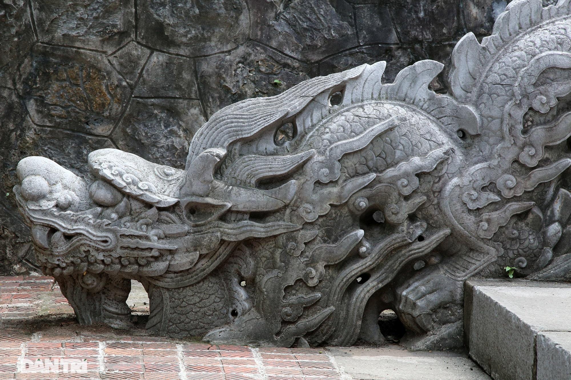 Thành bậc đá điện Kính Thiên - tuyệt tác kiến trúc điêu khắc thời Lê sơ - 15