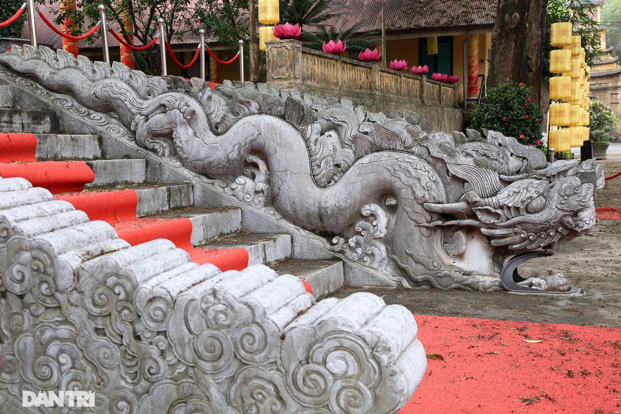 Thành bậc đá điện Kính Thiên - tuyệt tác kiến trúc điêu khắc thời Lê sơ - 10
