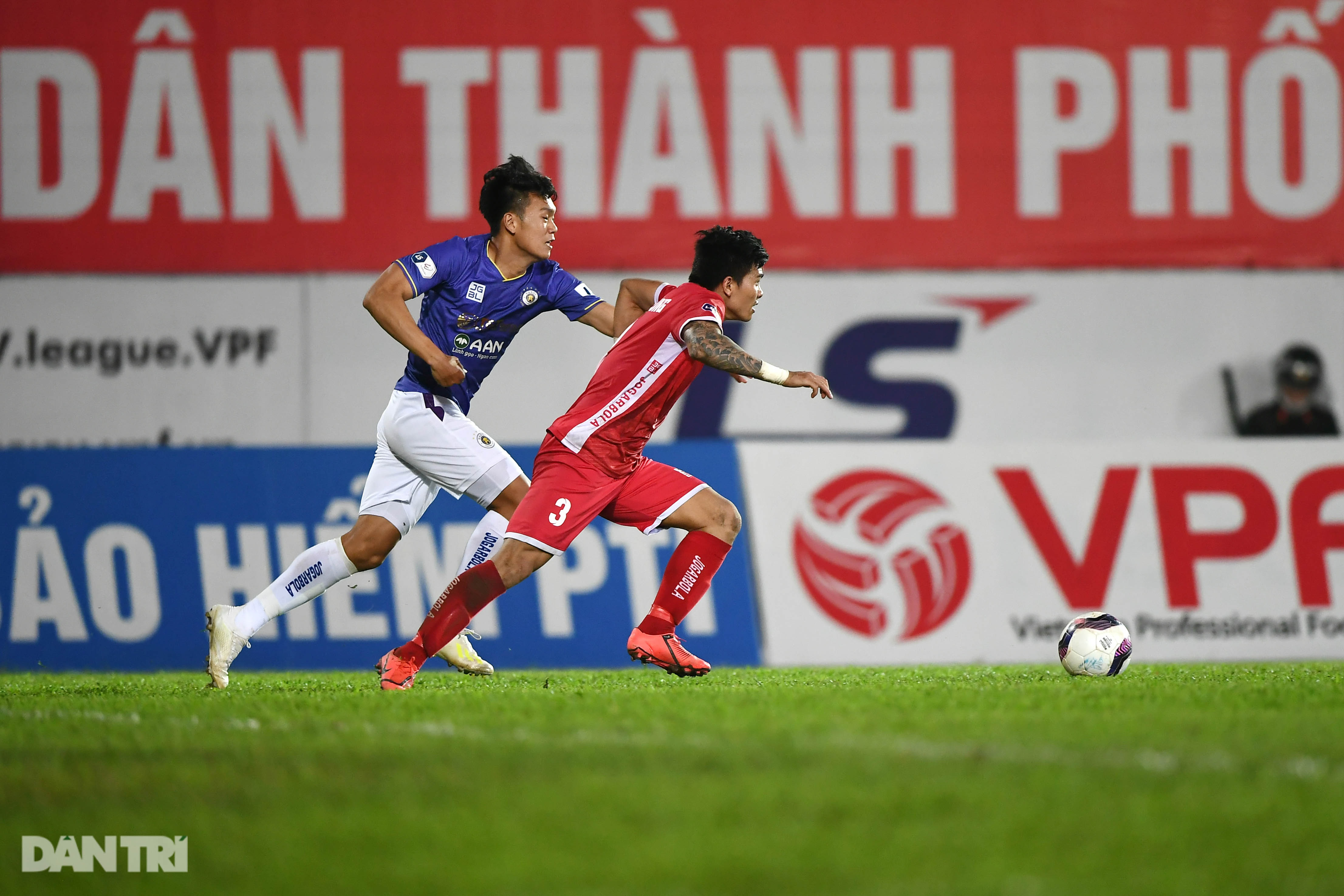 Người hùng Tấn Trường giúp CLB Hà Nội có 3 điểm đầu tiên ở V-League - 7