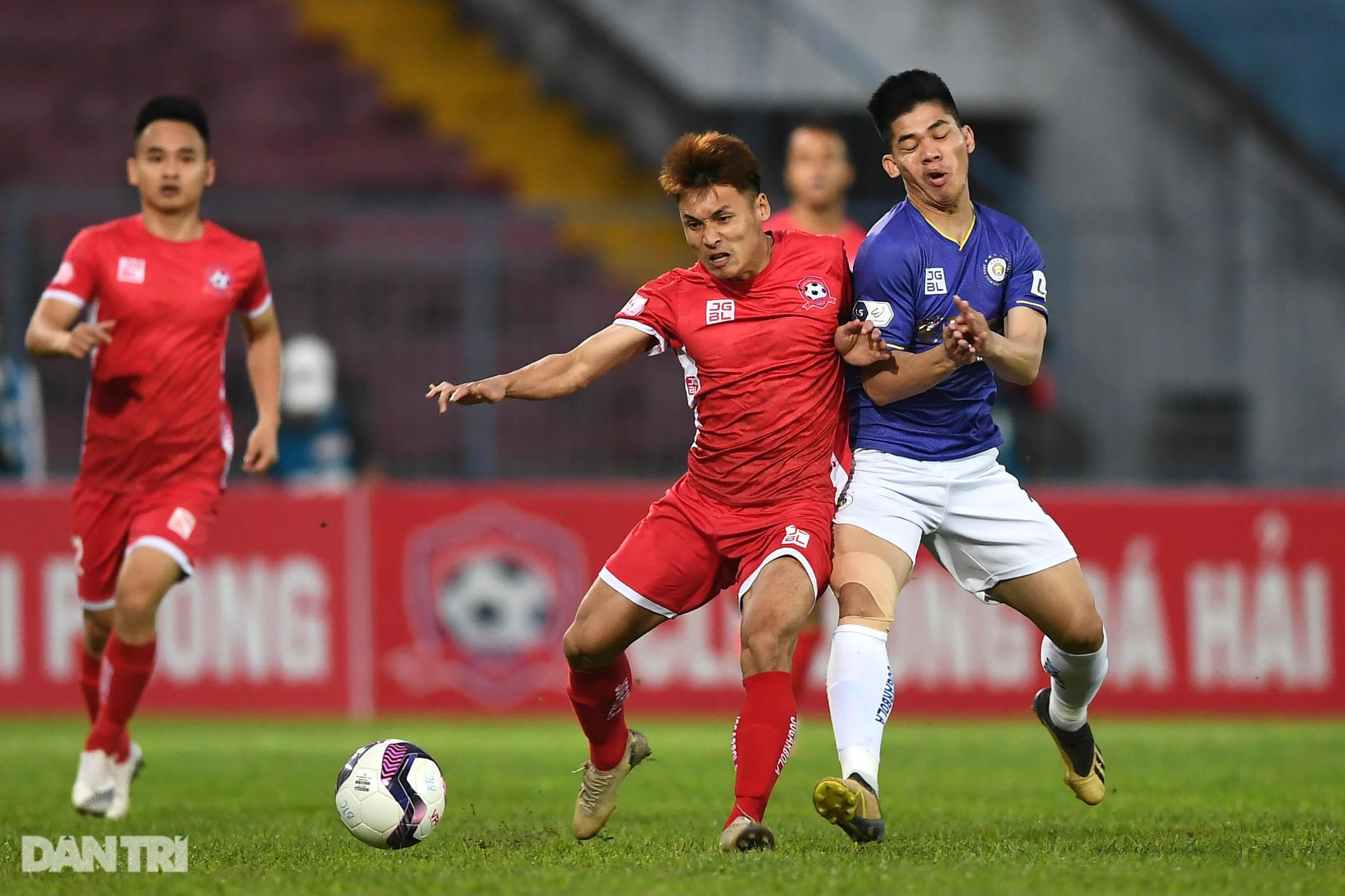 Người hùng Tấn Trường giúp CLB Hà Nội có 3 điểm đầu tiên ở V-League - 5