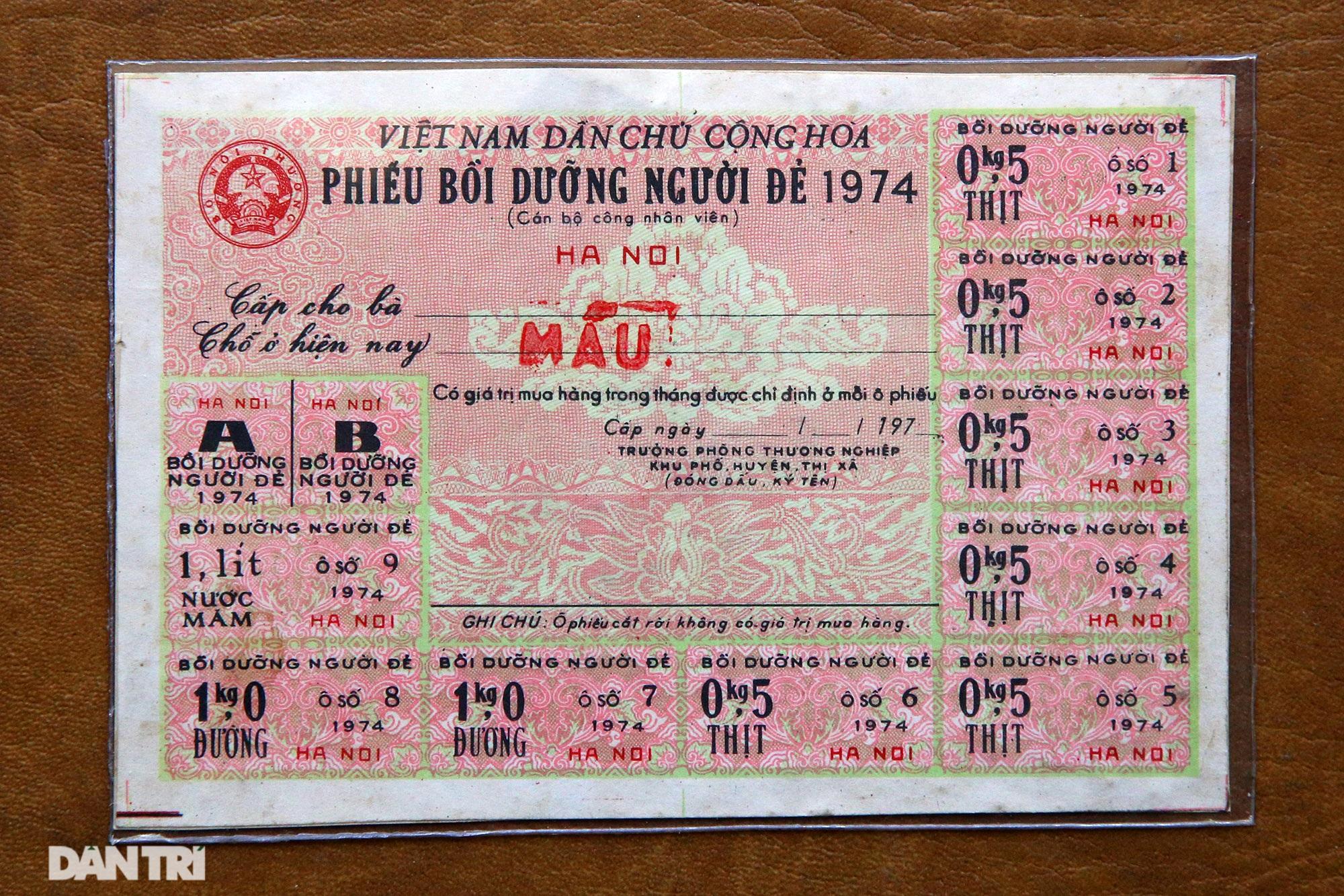 Ký ức gian khó qua bộ sưu tập tem phiếu, sổ gạo thời bao cấp - 11