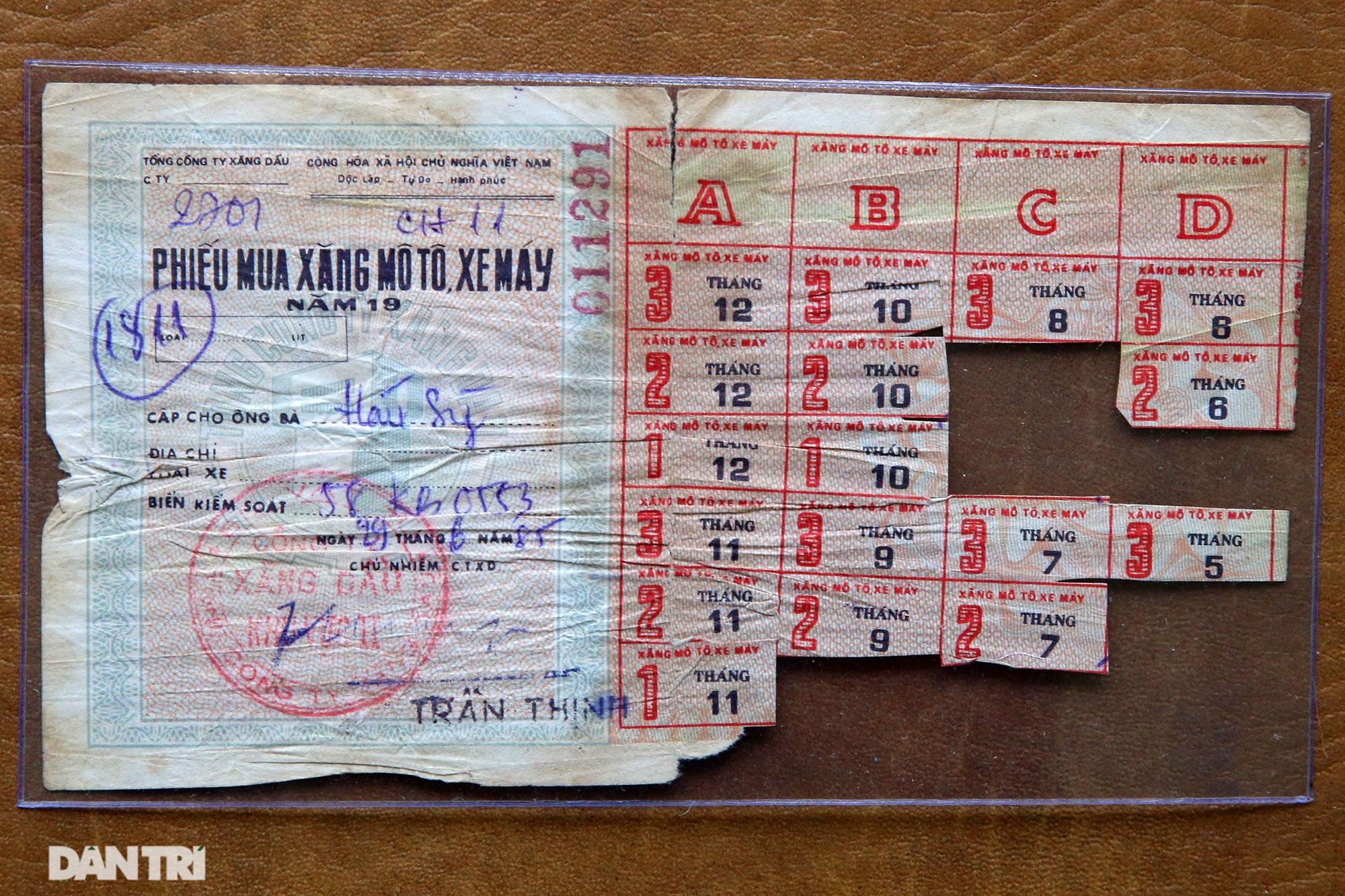 Ký ức gian khó qua bộ sưu tập tem phiếu, sổ gạo thời bao cấp - 8