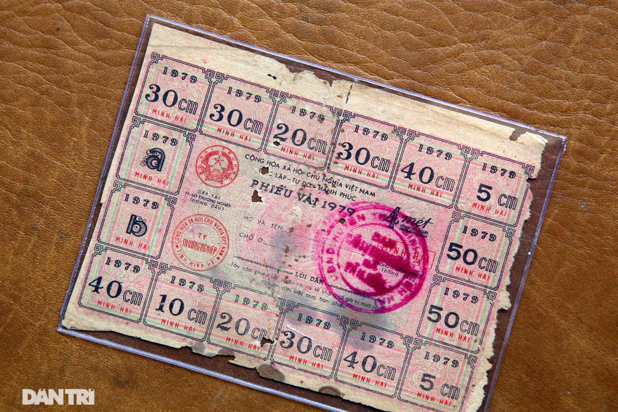 Ký ức gian khó qua bộ sưu tập tem phiếu, sổ gạo thời bao cấp - 9