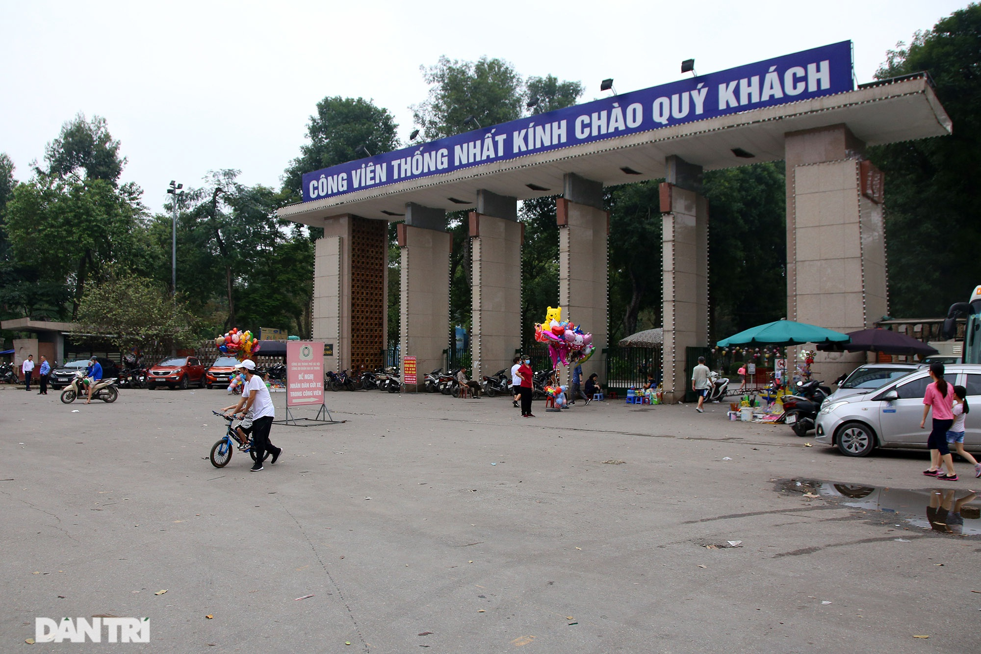 Little-known facts about the largest park in Hanoi about 60 years old - 1