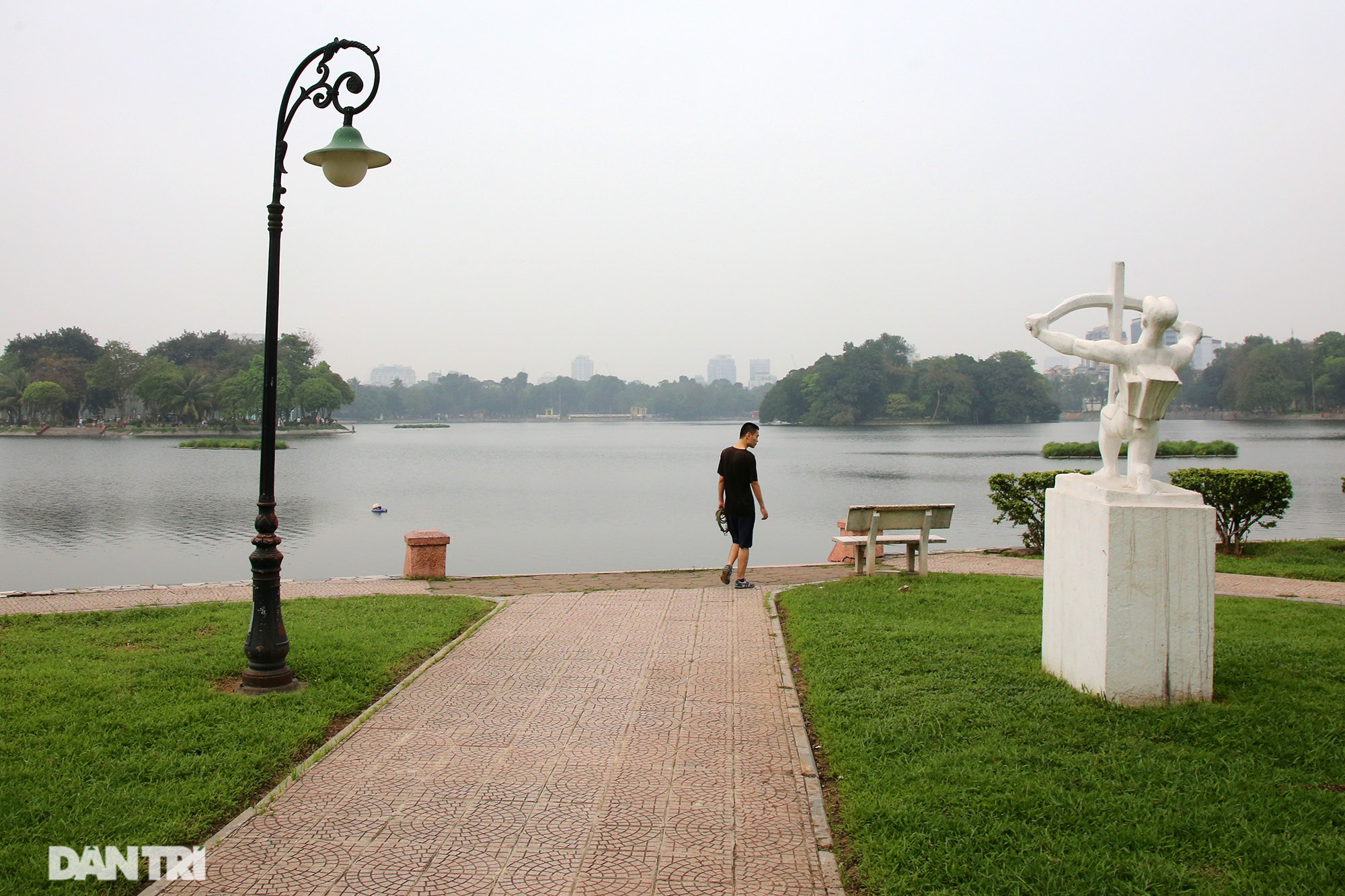 Little-known things about the largest park in Hanoi about 60 years old - 13 years old