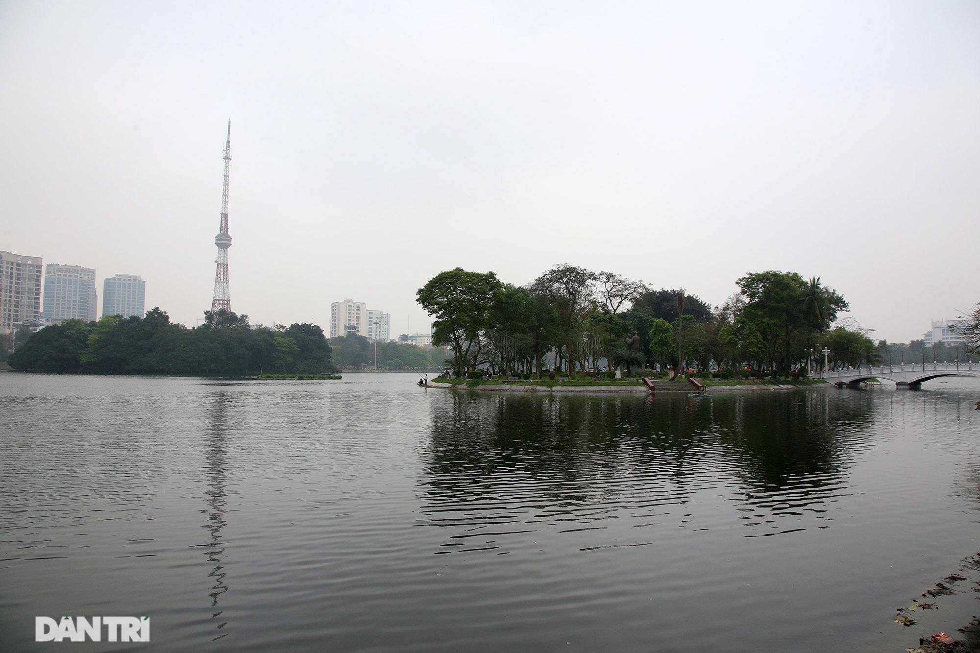 Những điều ít biết về Công viên rộng lớn nhất Hà Nội sắp tròn 60 năm tuổi - 6