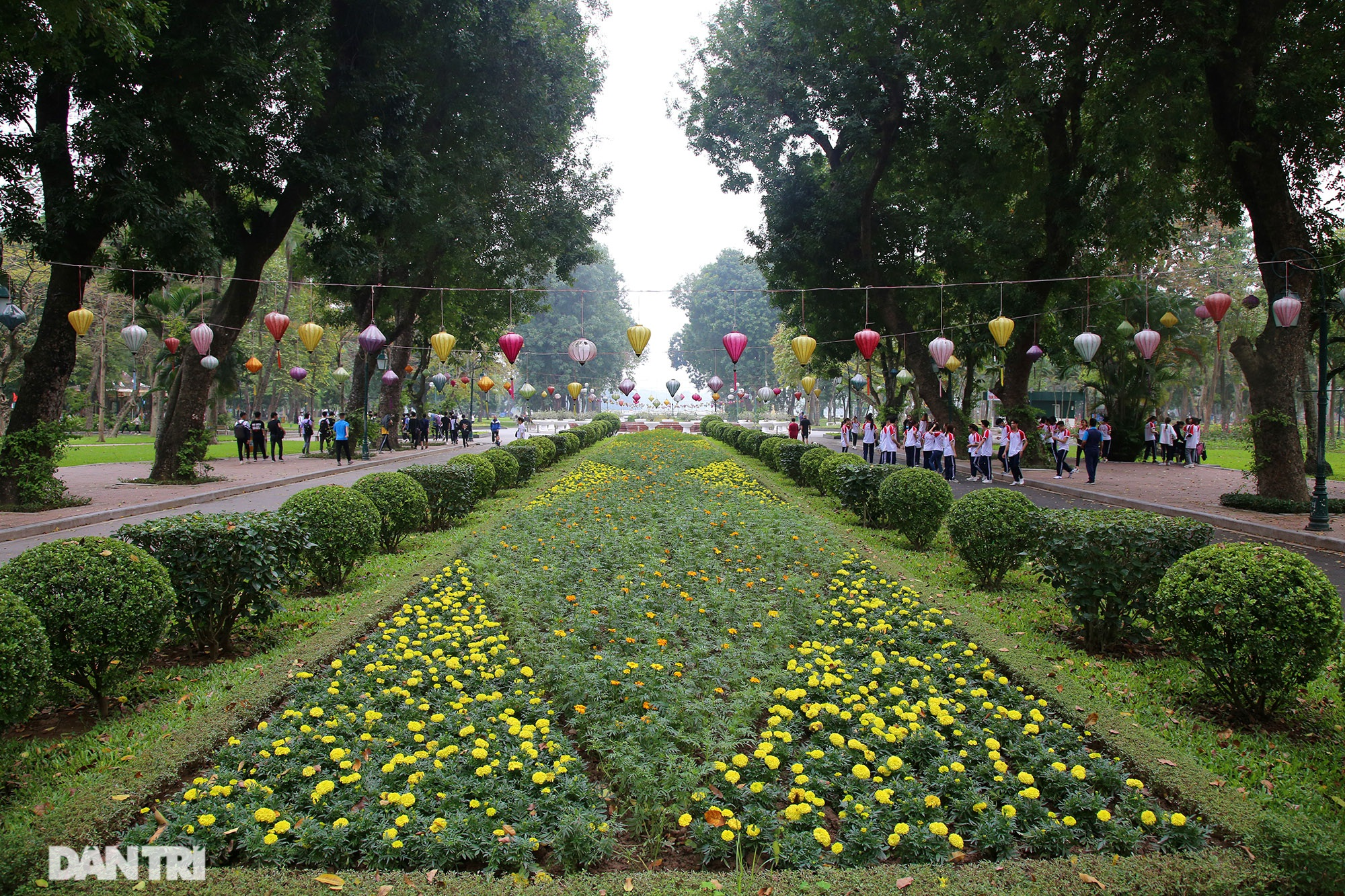 Little-known facts about the largest park in Hanoi about 60 years old - 2