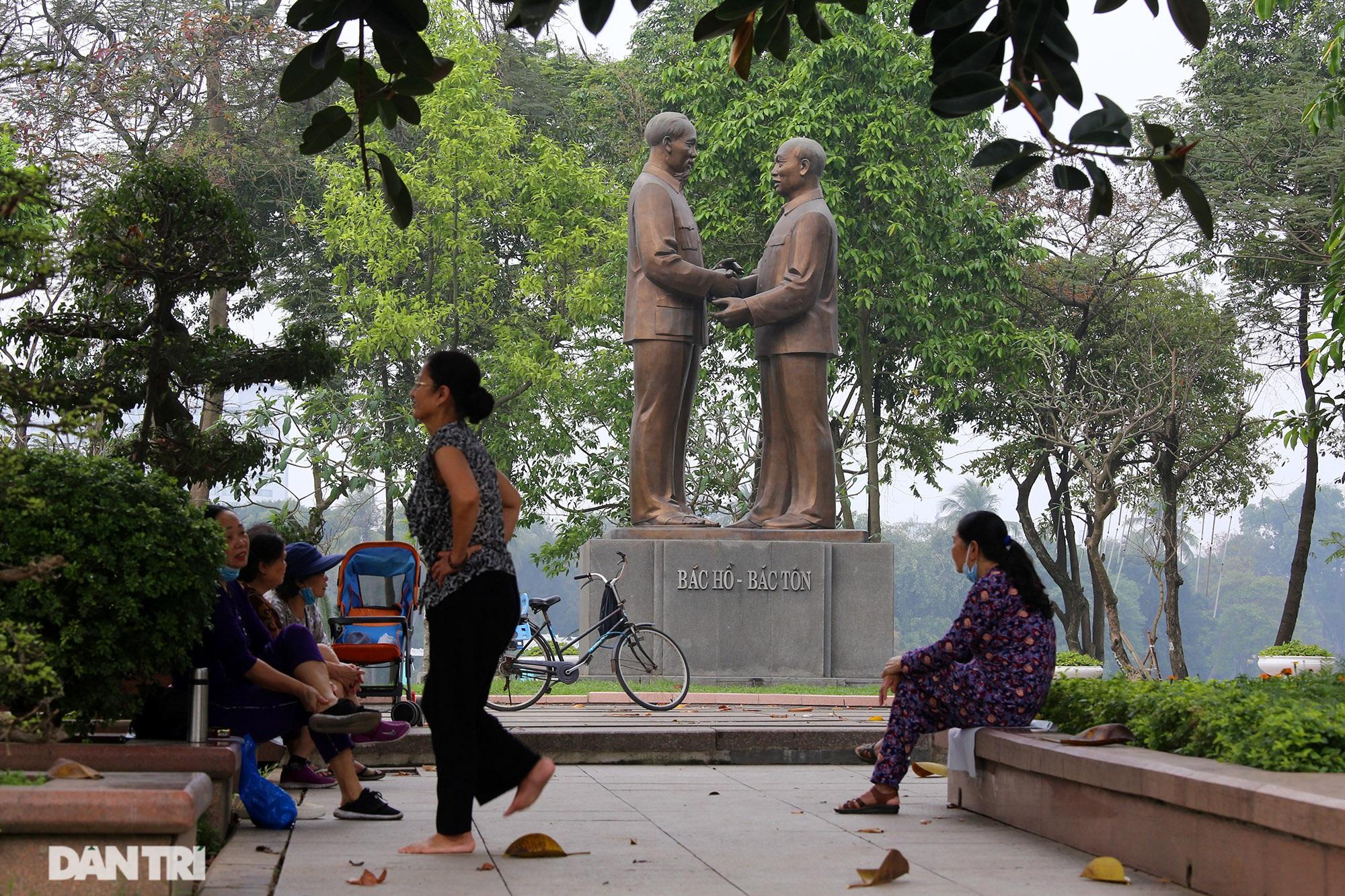 Những điều ít biết về Công viên rộng lớn nhất Hà Nội sắp tròn 60 năm tuổi - 8